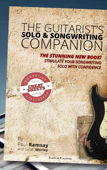 Guitarist's Solo & Songwriting Companion
