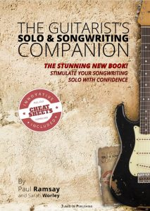 The Guitarist's Solo & Songwriting Companion Book